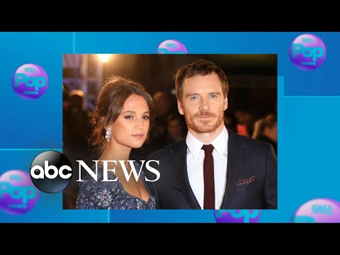 Download Youtube: Michael Fassbender and Alicia Vikander reportedly tie the knot in Ibiza