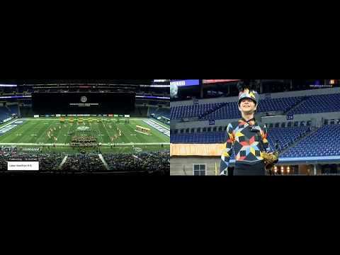 """Lake Hamilton Powerband 2019 """"Where I Belong"""" Grand Nationals Semifinals"""