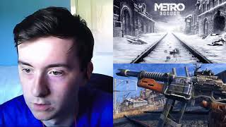 Metro Exodus E3 2018 Gameplay Trailer Reaction