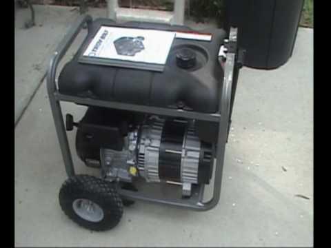 Portable Generator Ing A 230v 18000 Btu Air Conditioner