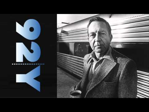 "From the Poetry Center Archive: John Cheever reads ""The Swimmer""  