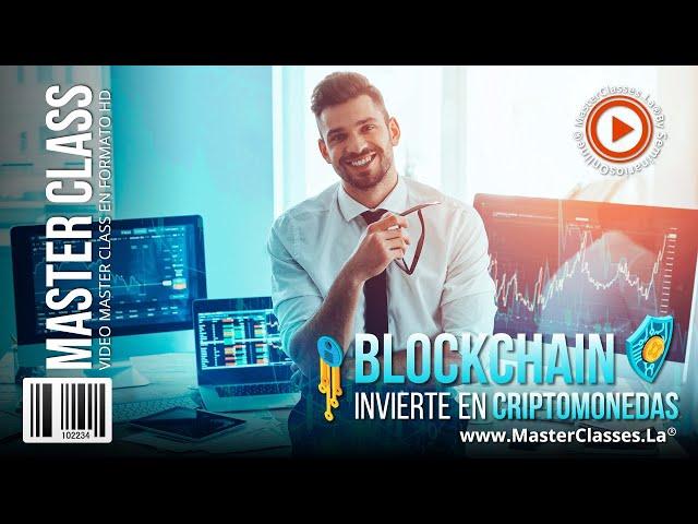 Blockchain Invierte en Criptomonedas - Momento de reformular tus ingresos.