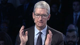Tim Cook on DACA: This is,