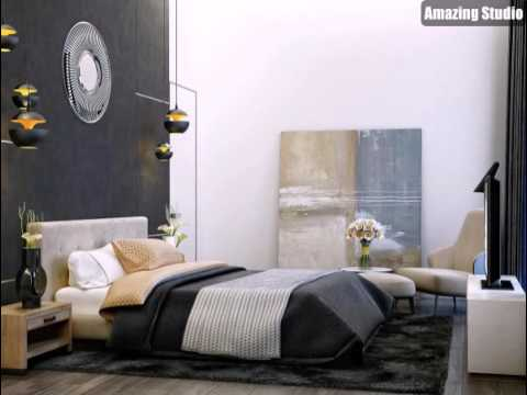 warme und k hle schlafzimmer farben youtube. Black Bedroom Furniture Sets. Home Design Ideas