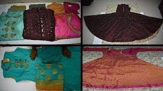 Naza Diwali Shopping Haul || Anarkali Diwali Shopping || At Reasonable Price