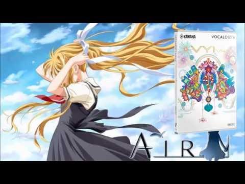 【VY1V4】 鳥の歌 - Tori no uta 【VOCALOIDカバー曲】