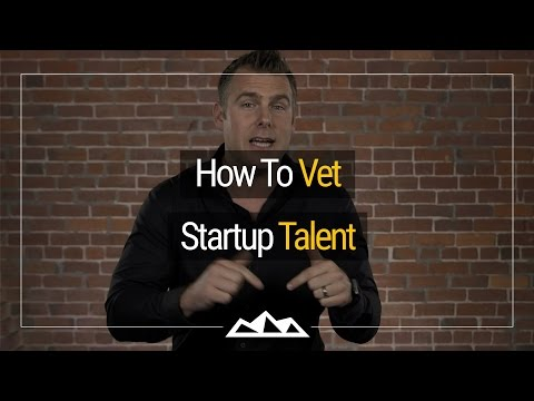 How To Hire Top Startup Talent (Technical & Developers) | Dan Martell