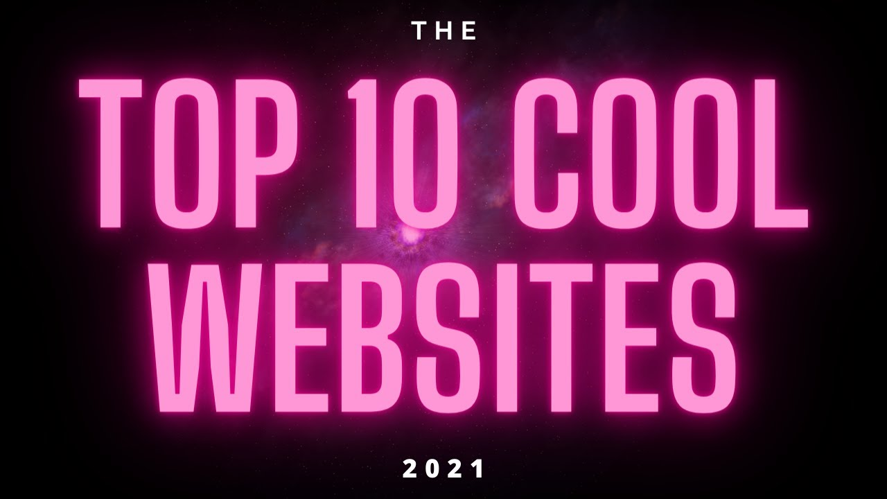 Download Top 10 AMAZING COOL WEBSITES everyone should know 2021 | Websites to visit when you're bored!