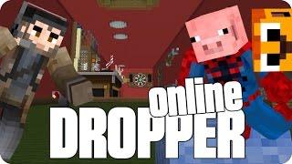 ¡EL TROFEO IMPOSIBLE! DROPPER Online 3 |  Minecraft Con Exo y Sara