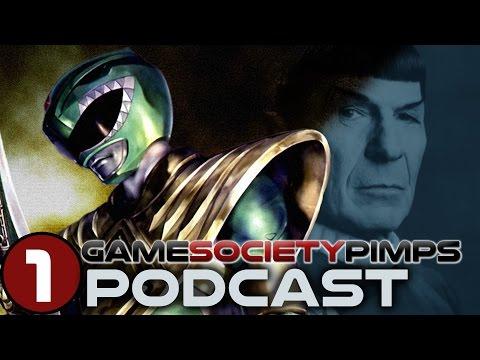 Nimoy Remembered, Ultra Dark Power Rangers - GS-Podcast (E01)