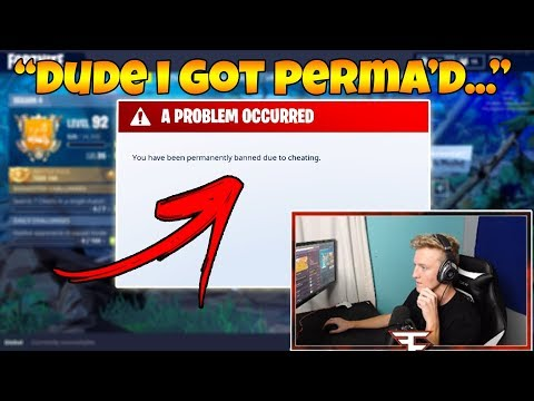 The reason why FaZe Tfue GOT PERMANENTLY BANNED! (EXPLANATION) | Fortnite Funny Moments Ep. 195