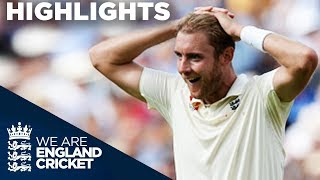 England Fightback Leaves Test In The Balance | England v India 1st Test Day 3 2018 - Highlights