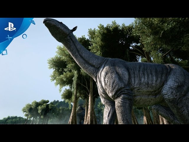 ARK: Survival Evolved - Survivor's Pack Launch Trailer | PS4