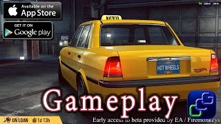 NEED FOR SPEED No Limits Android iOS New Gameplay HOT WHEELS Time Attaxi