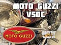Moto Guzzi V50C '82 sound - still needs regulation