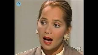 """🎭 Сериал """"Мануэла"""" 25 серия, 1991 год, Гресия Кольминарес, Хорхе Мартинес"""