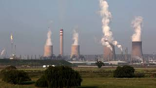Sasol warns of oil slump-induced loss