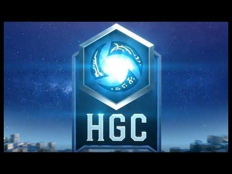 HGC EU - Phase 2 Crucible - Game 7 –  Team Good Guys v Leftovers