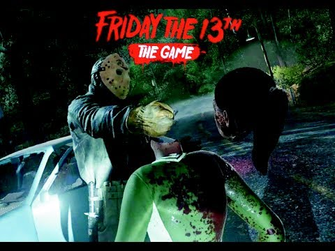 shilo almost gets away friday the 13th the game youtube. Black Bedroom Furniture Sets. Home Design Ideas