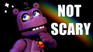 How to make fnaf not scary videos / InfiniTube