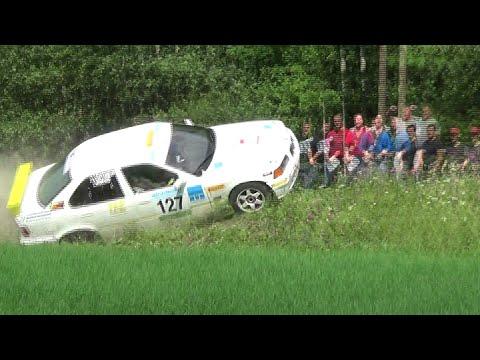 Orimattila 150v Juhlaralli 2015 (crashes & action)