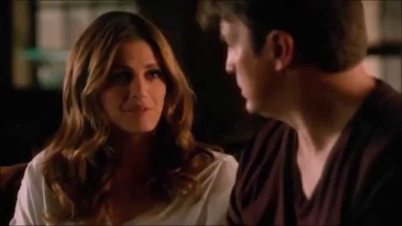 does castle and beckett hook up