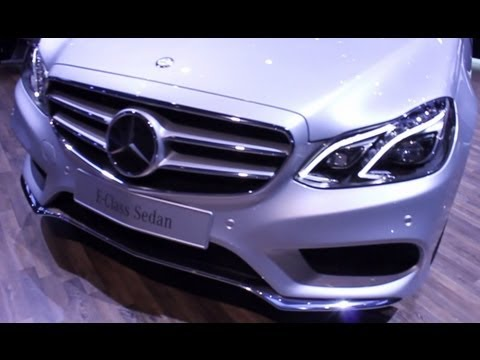 2014 Mercedes Benz E-Class E350 Sedan - The Driver