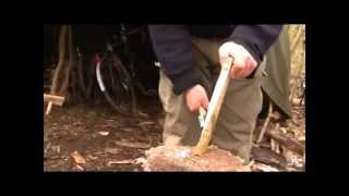 How To Make A Wooden Spoon, with Barn the Spoon