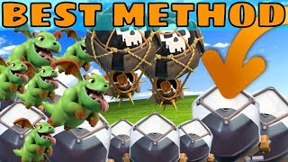 Clash of Clans - Baby Dragons in Legends League! - TH11 Pushing with Baby Drags! CoC!! By K/O/B