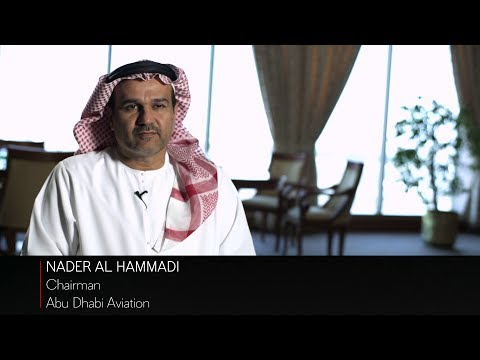 Abu Dhabi Aviation Chairman Nader Al Hammadi on taking back the domestic market