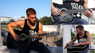 John Legend - All of Me (Acoustic Guitar Cover + Solo by Don Dom)