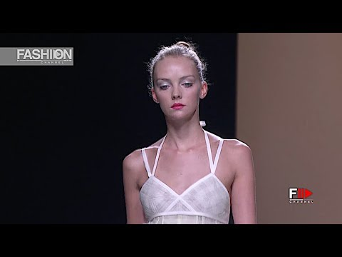 AILANTO Spring Summer 2013 Madrid - Fashion Channel