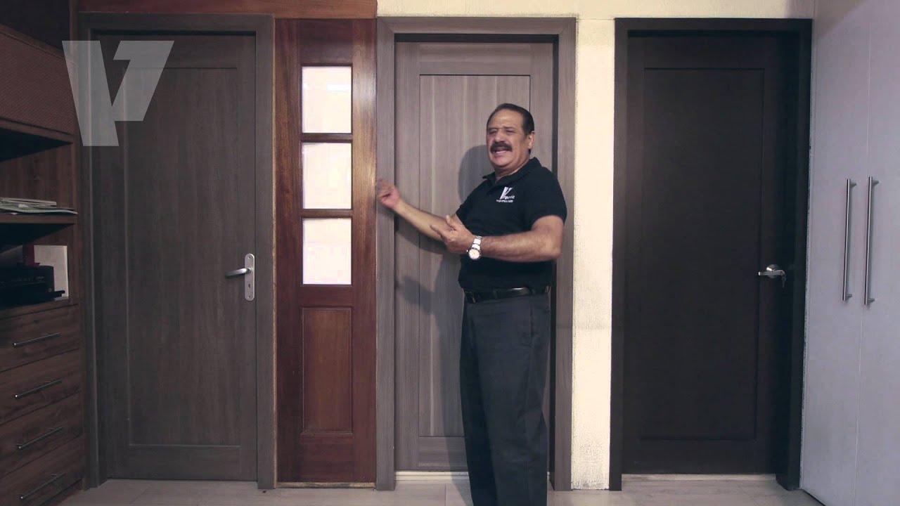 Puertas de closets vanguardia youtube for Closets de vanguardia