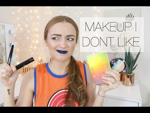 Disappointing Products | 2017