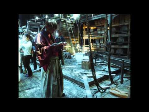 "Rurouni Kenshin: Kyoto Inferno / The Legend Ends - ""Departure"" 2014 Behind the scenes"