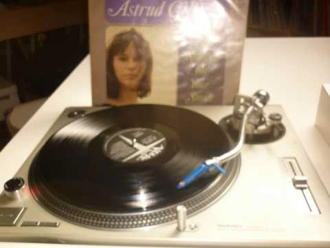 ASTRUD GILBERTO - TAKE ME TO ARUANDA