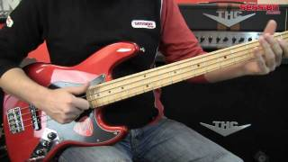 Fender American Special Jazz Bass MN CAR