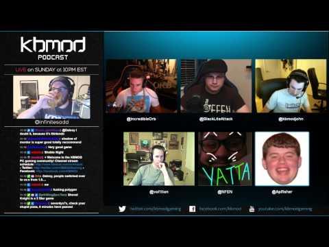 KBMOD Podcast - Episode 160 Ft. IncredibleOrb