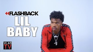 The Moment Lil Baby Realized DJ Vlad Might Be a Fed (Flashback)
