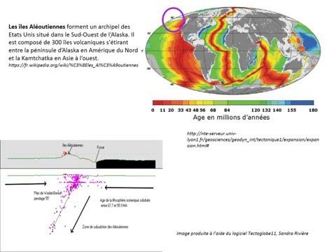Alpes vidéo 4 moteur de la subduction