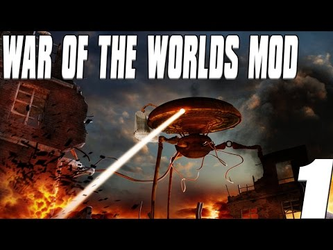 War of the Worlds Mod! - Hearts of Iron 4 Mod Part 1