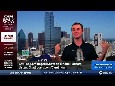 Episode 63: NBA Trade Deadline, Los Angeles Lakers, & New England Patriots Reporter Meredith Gorman