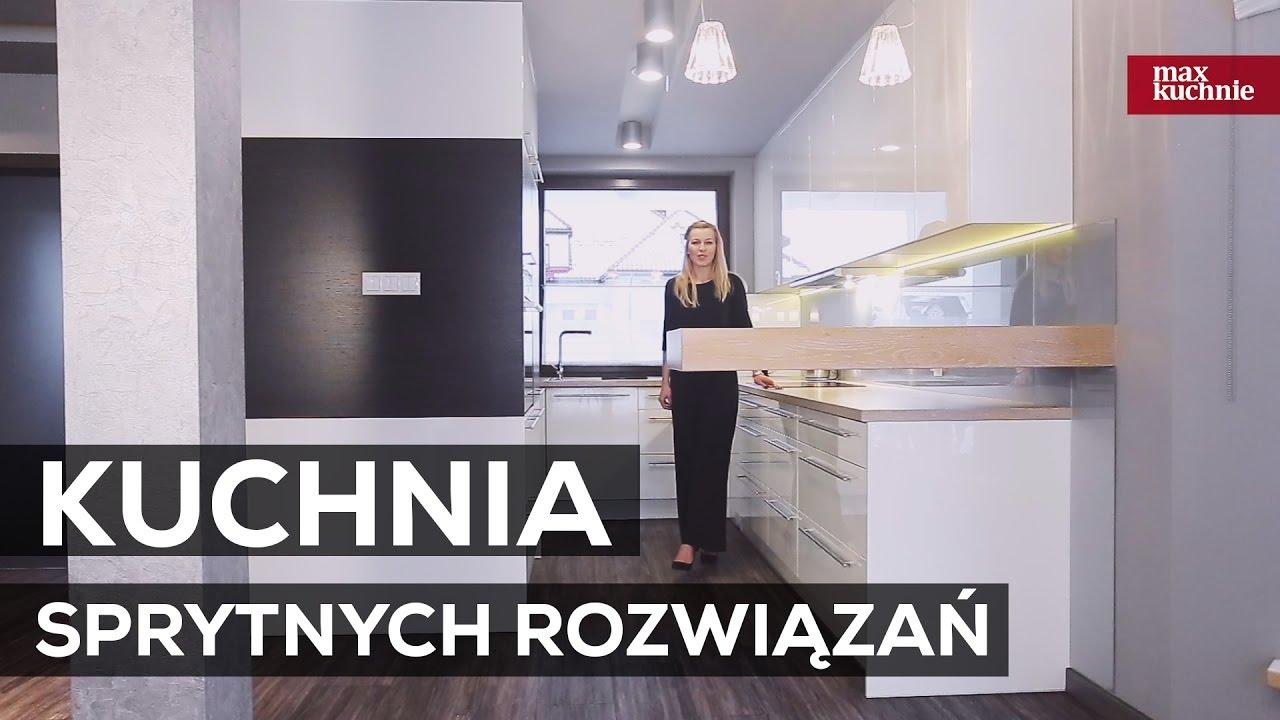 Kuchnia Sprytnych Rozwiązań Studio Max Kuchnie Projektowanie Wnętrz Bielsko Biała