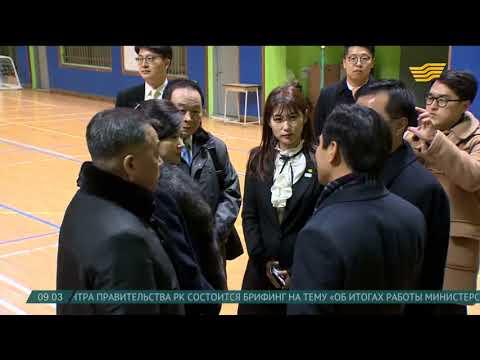Делегация из КНДР прибыла в Южную Корею для подготовки к Олимпиаде-2018