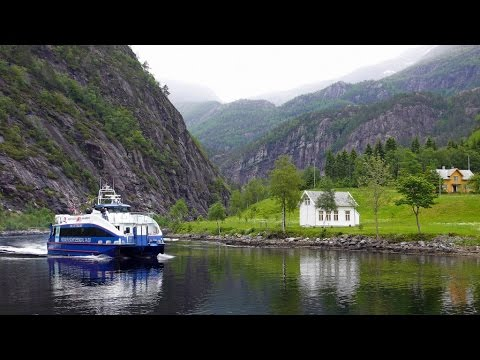 VLOG Norway: Osterfjord