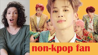 Baixar non-kpop fan reacts to KPOP for the first time! BTS IDOL + MMA 2018