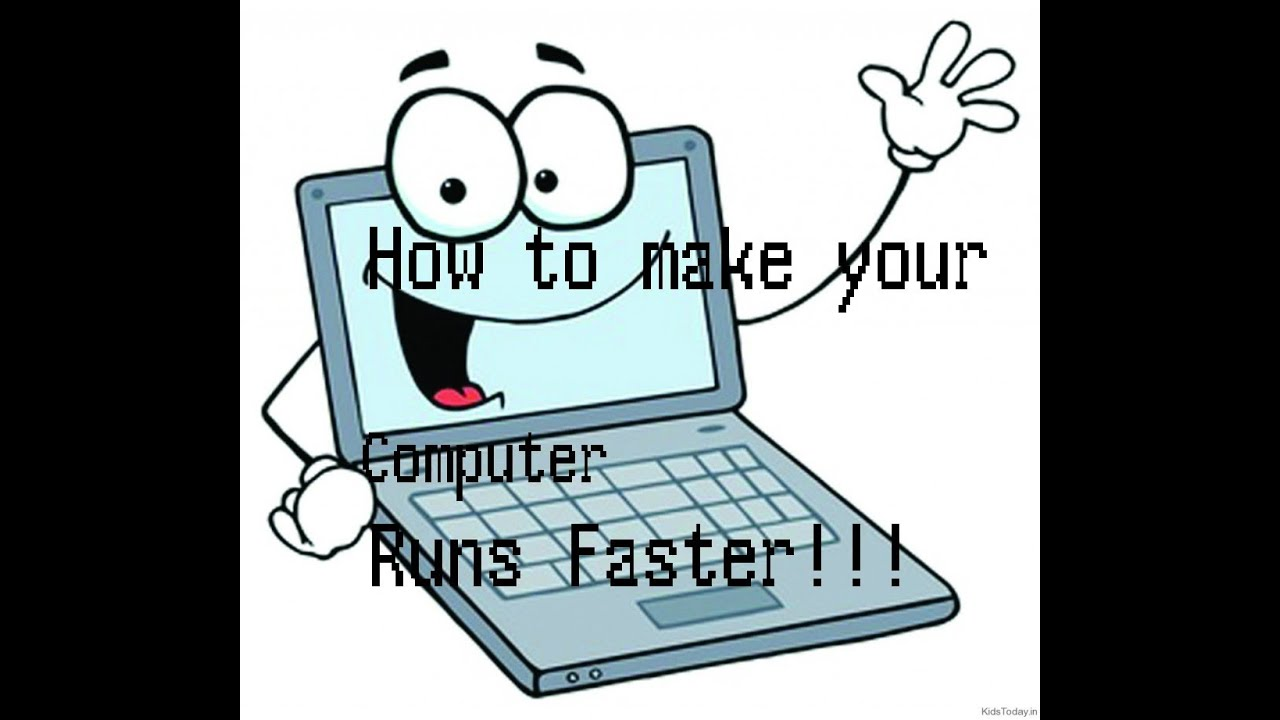 How to make your computer run faster (Easy steps) - YouTube