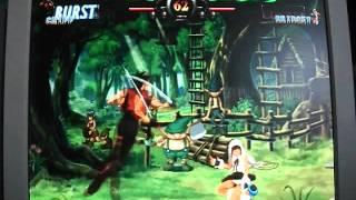 PC Gameplay (001) - Guilty Gear X2 #Reload - Chipp Zanuff Vs. Bridget