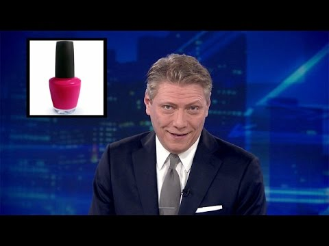 Breaking News: Nail Polish