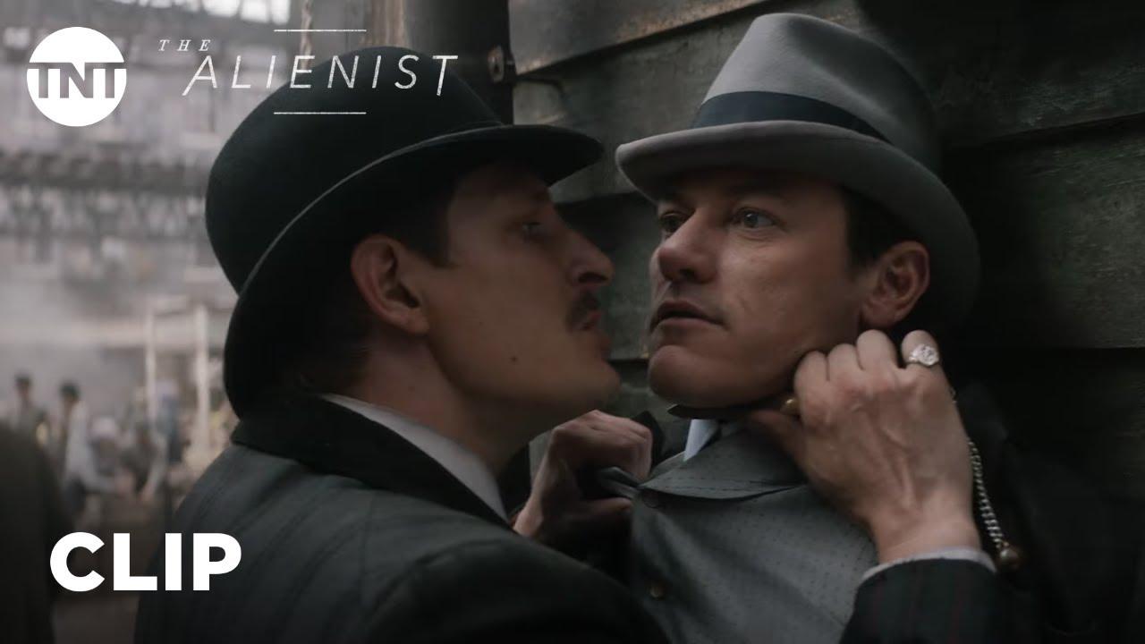The Alienist: Angel of Darkness - Goo-Goo Knox Threatens John Moore [CLIP]   TNT
